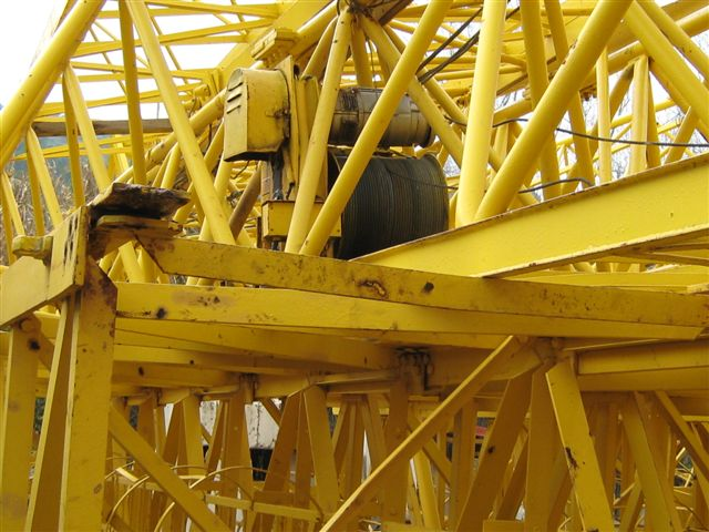 Potain 643 Tower Crane