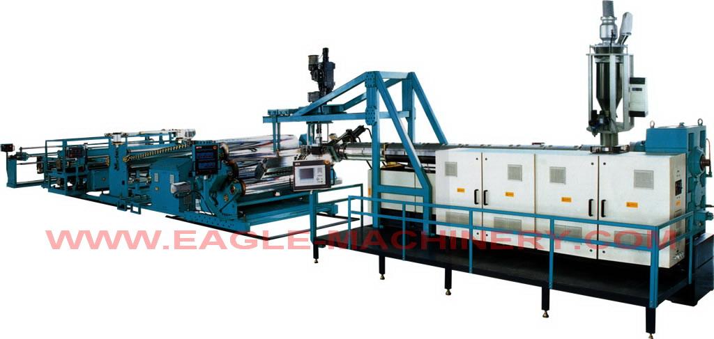 Sheet Extruder Machines Line