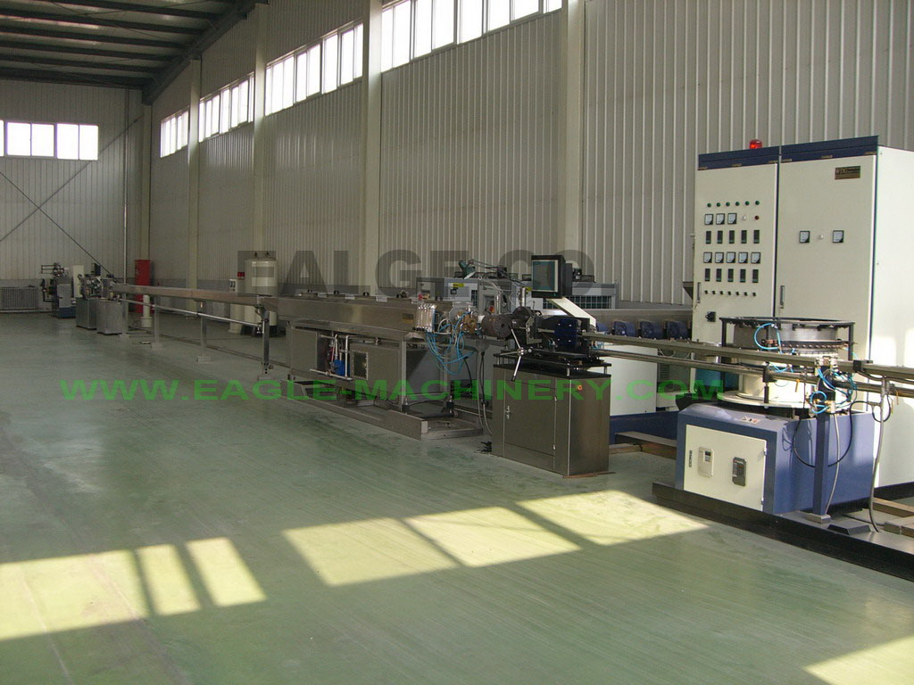 Dripper Irrigation Pipe Production