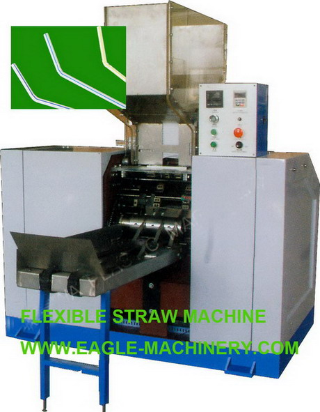 PP Straw Extrusion Machines