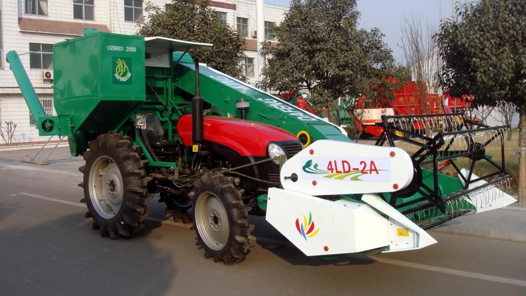 4LD-2A Rice Combine Harvester