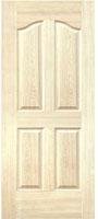 Chinese Oak Door Skin