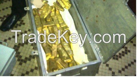 SALTED COW HIDE /GOLD BARS/ SESAMES SEEDS