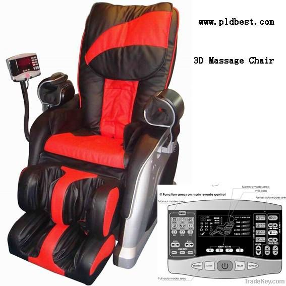 Deluxe Massage Chair(Newly)