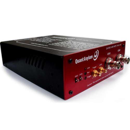 QA100 Mixed signal oscilloscope