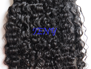 Virgin Indian Remy Curly Hair