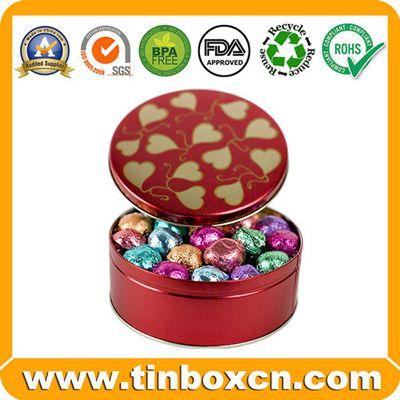 Candy tin, candy box, chocolate tin, mint tin, coffee tin, tin box