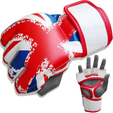 MMA Grappling Gloves Cage Fighting