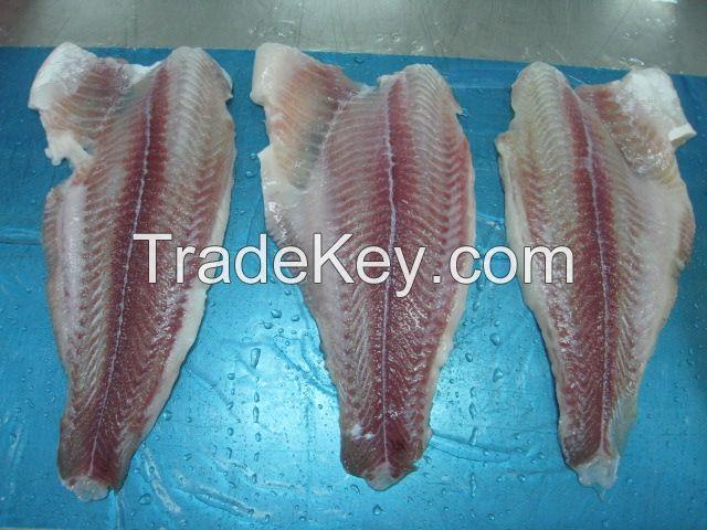 Frozen Pangasius fish