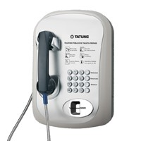 magnetic card payphone