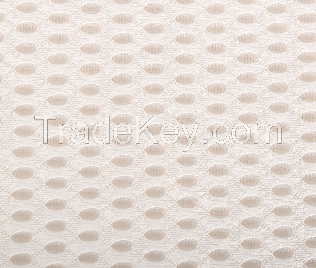 3D SPACER FABRIC BABY MATTRESS TOPPER