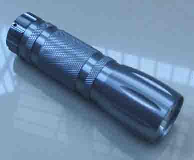 powerful LED flashlight