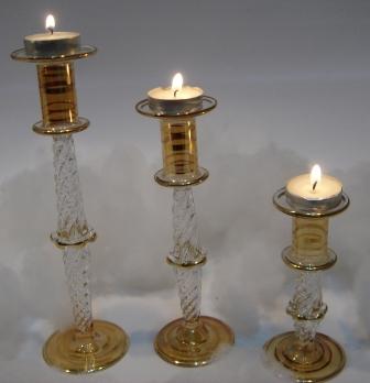 antiques, Botteles, candle holder, christian symbols, cheristmass