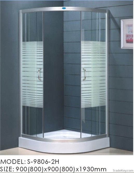 Fiberglass Reinforced Shower Doors