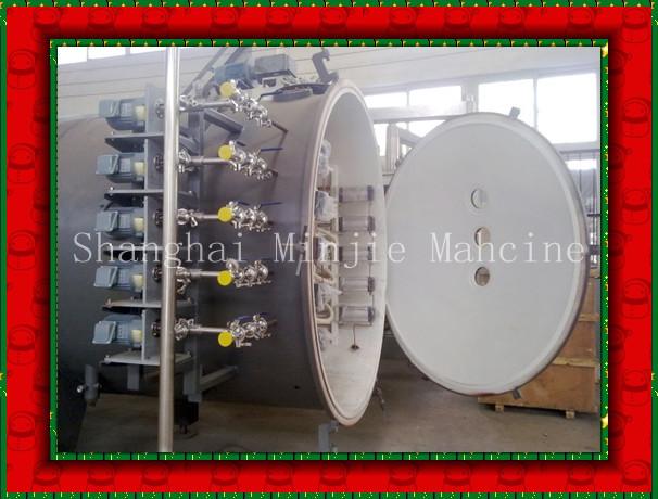 Min Jie vacuum belt dryer for Liquid/Pastry
