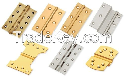 BRASS HINGES