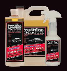 ProShine Waterless Car Wash