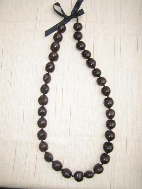 Kukui Nut Necklace