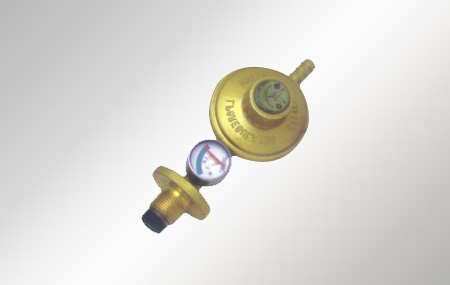 LP Gas & Natural Gas Regulators