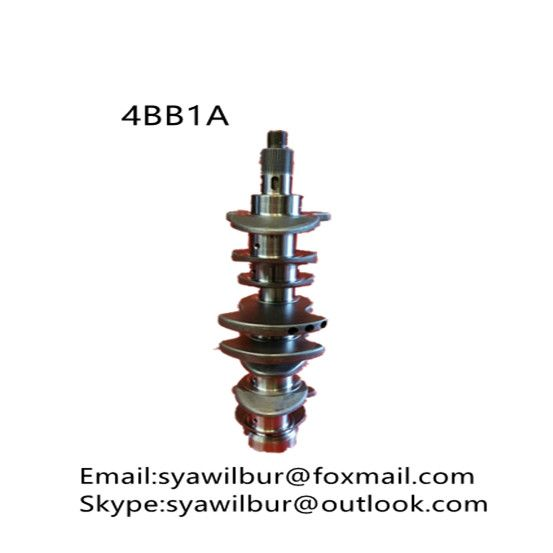 High Performance ISUZU Engine 4BB1A Crankshaft OEM: 113-302-013