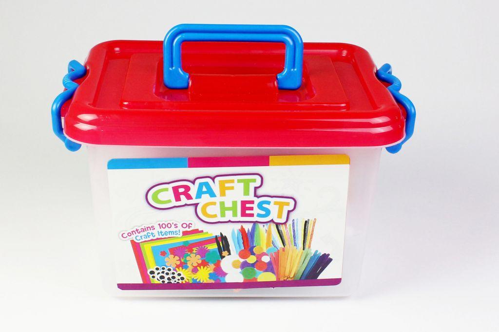 crafts chest