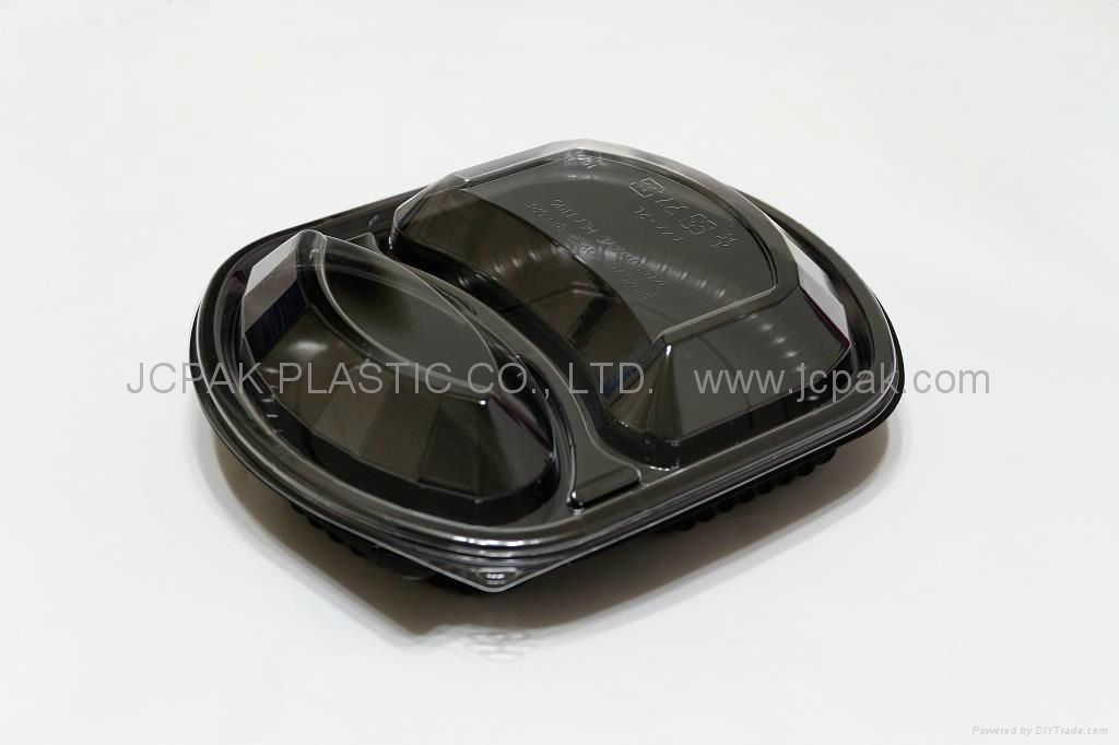 Microwavable Food Container