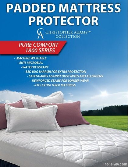 Christopher Adams Padded Mattress Protector