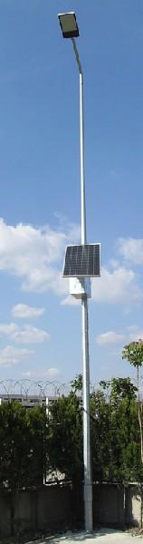 60W Led Lamp Solar Street Lighting System