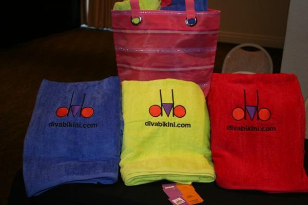Divabikini Beach Towels