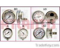 Re-atlantis pressure gauge