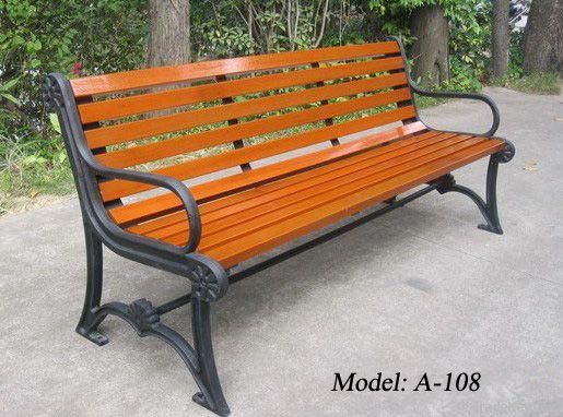 Cast Iron bench | patio bench