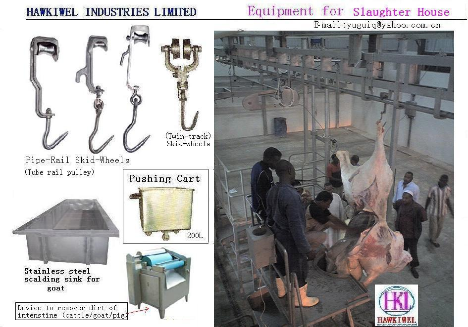 Slaughter House Equipments
