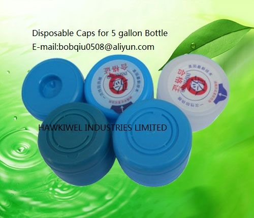 Disposable Caps for 5 gallon bottles