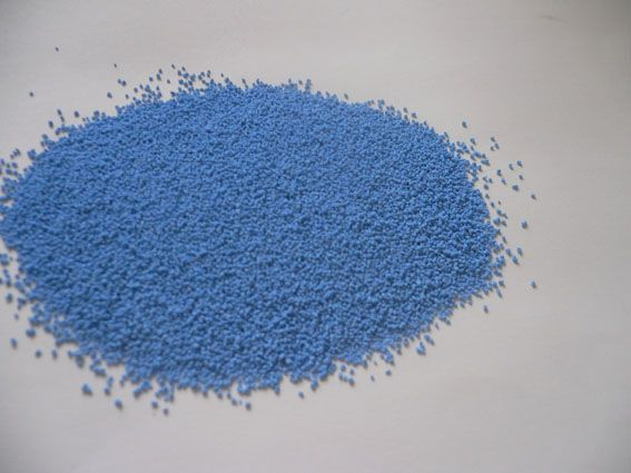 Colorful Granulated Speckle for detergent powder making