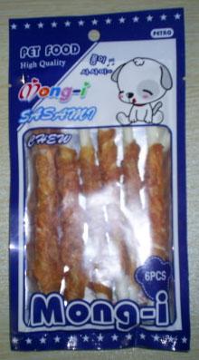 Dog Food / Dry Chicken Breast