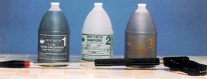 Janitorial Chemicals Products