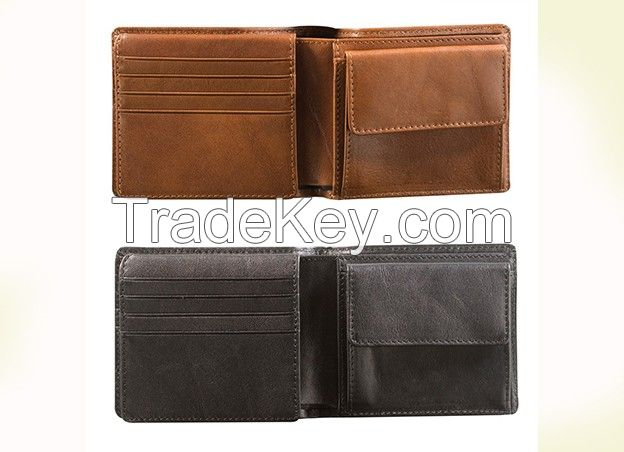 LionStar Real Leather Wallets for Men