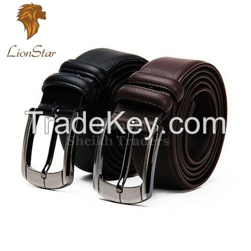 LionStar Real Leather Belts