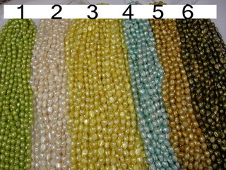 Cultured Freshwater Pearl Strands