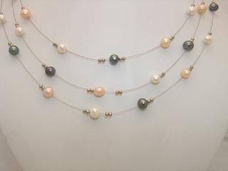 Bridal Illusion Necklace