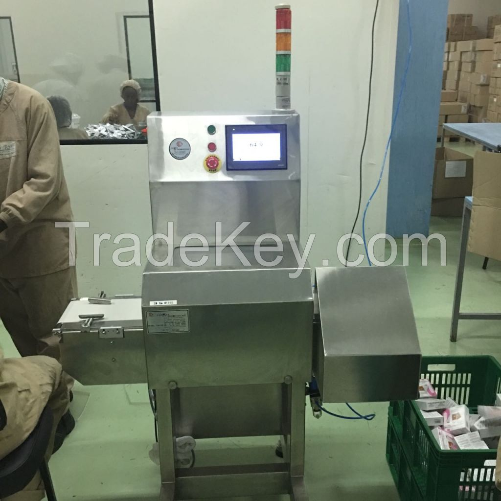 Checkweigher for Pharma,Dairy,Food / Food Processing Industry