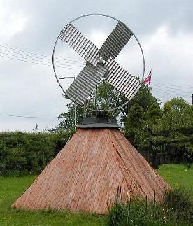 the gyro wind turbine