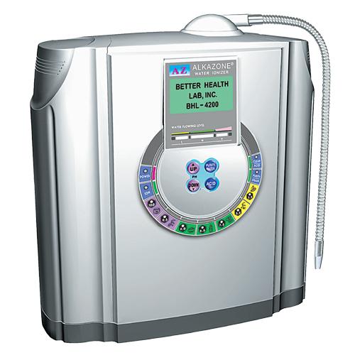 Alkazone Antioxidant Water Ionizer