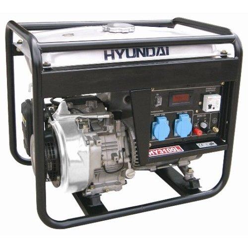 Hyundai Gas Powered Portable Generator