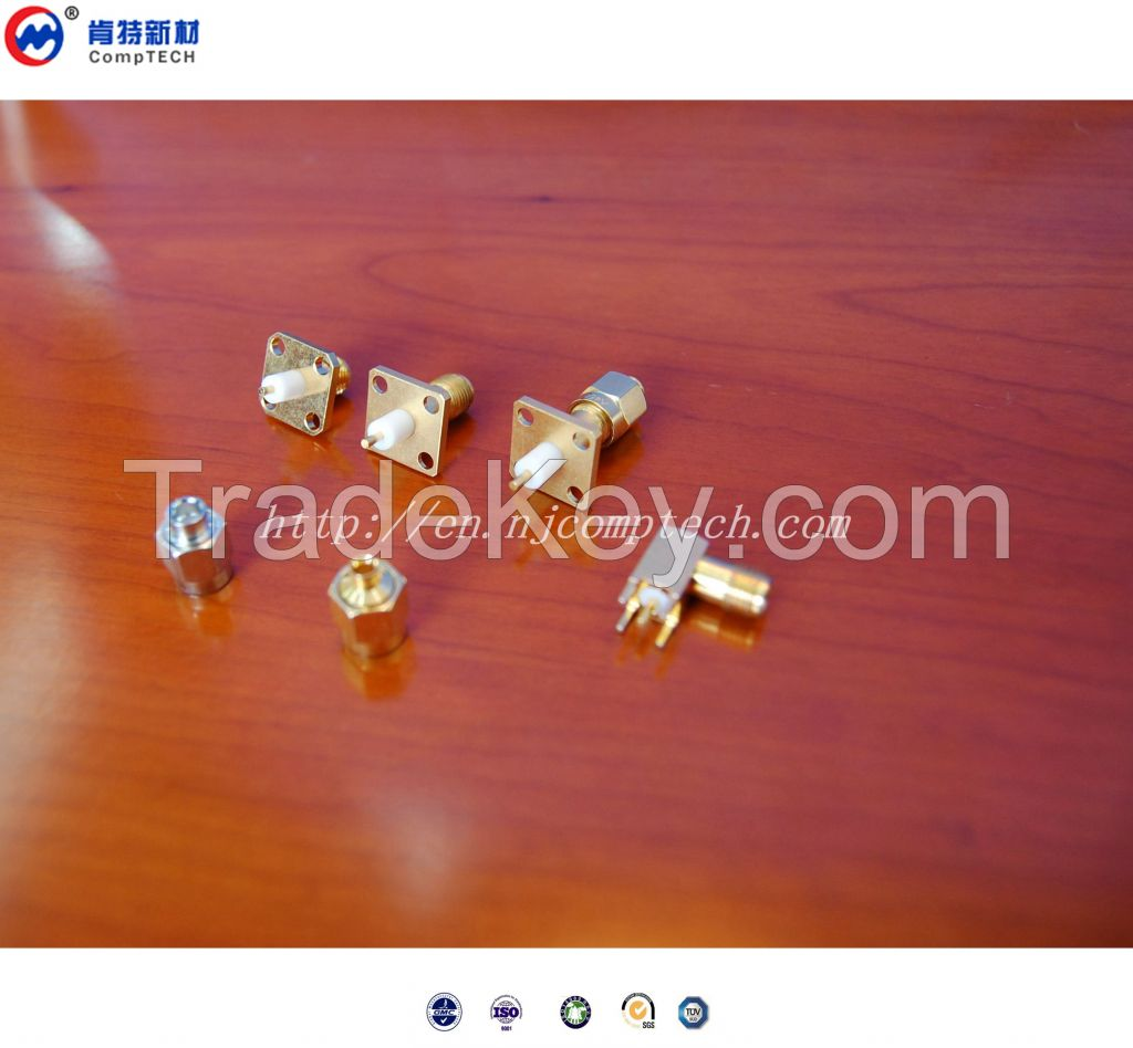 Electronics insulators commnunication industry