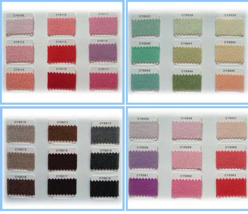 100% cashmere yarn / fibre/blended yarn
