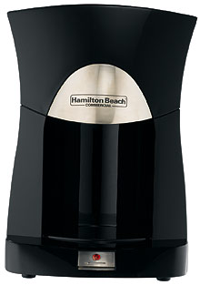 One Cup Coffeemaker