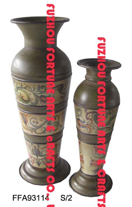 metal vase, pls contact: FzFortune(at)gmail com