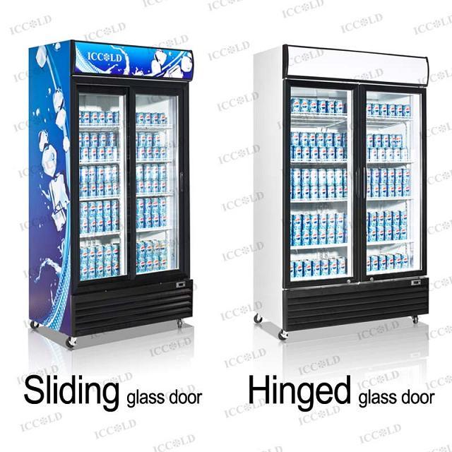 Upright Bottle Cooler, Commercial Refrigerator , showcase refrigerator, c