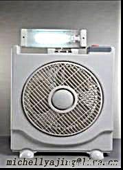 rechargeable standing fan